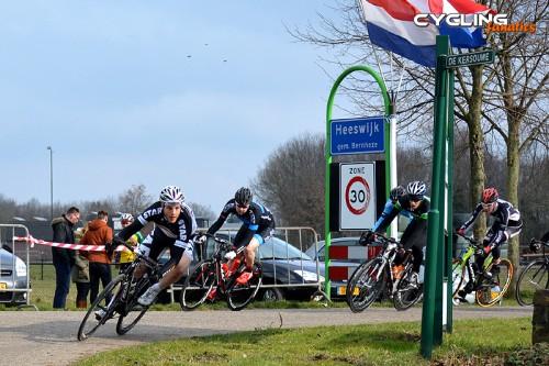 TSWV De Meet Kleppers wielrennen koers