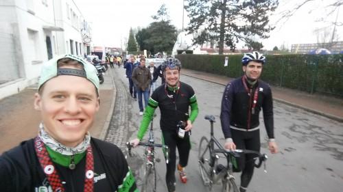 TSWV De Meet Parijs Roubaix 2015
