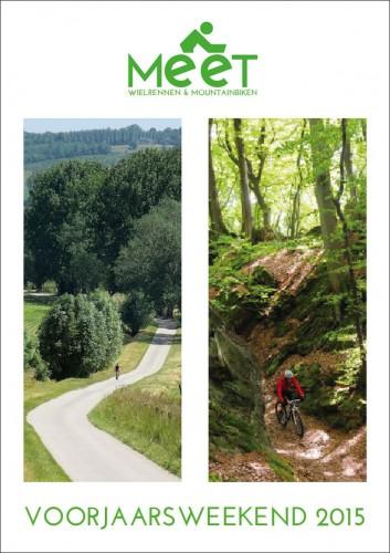 Voorjaarsweekend Ardennen TSWV De Meet wielrennen & mountainbiken