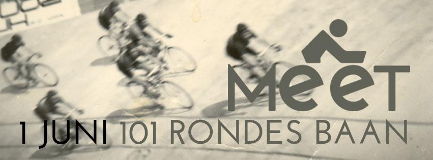TSWV de Meet wielrennen 101 rondes baan