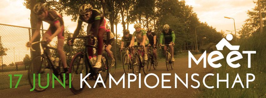 TSWV de Meet clubkampioenschap wielrennen