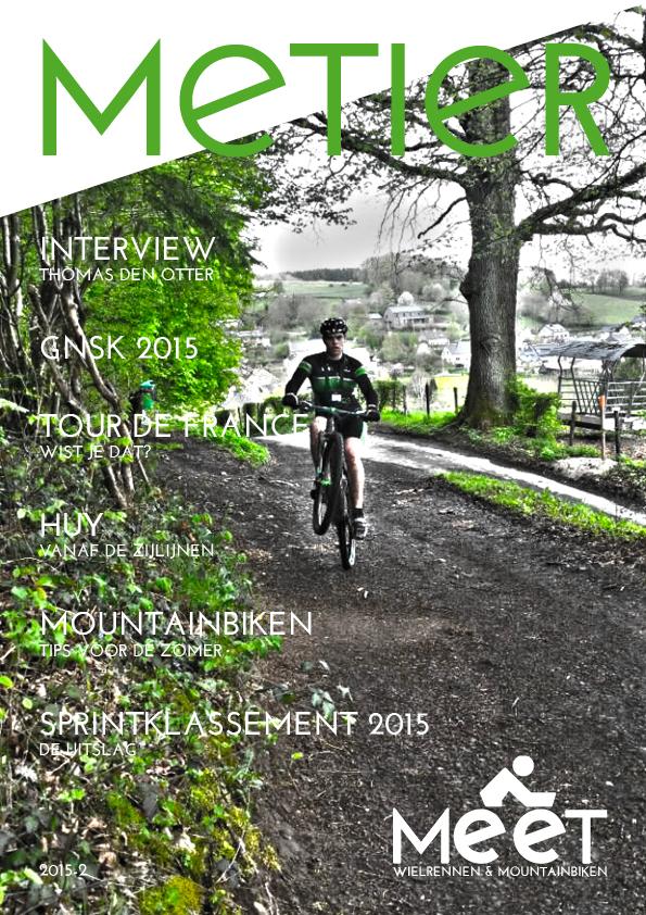 TSWV de Meet: wielrennen & mountainbiken - Metier